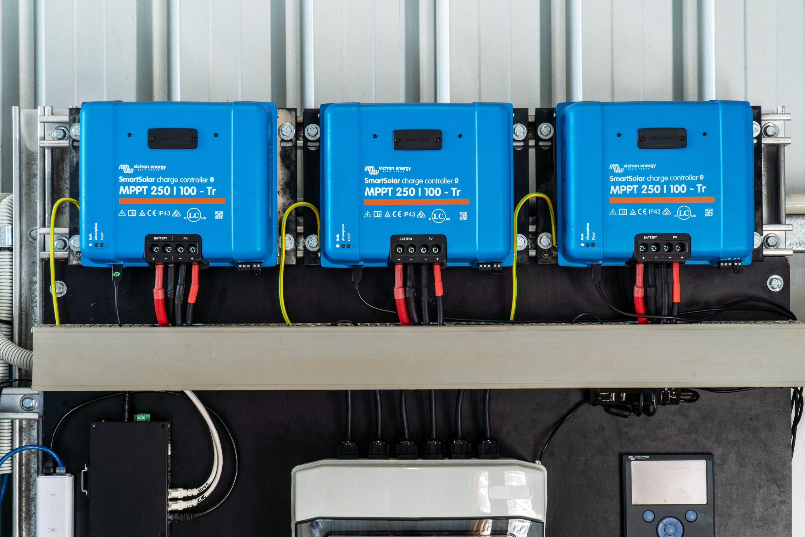 Victron Energy MPPT smartsolar charge controllers