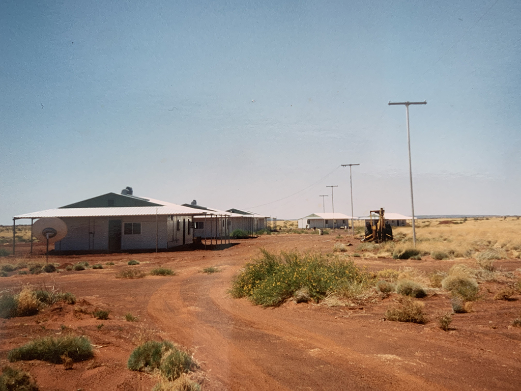 Jigalong community early 1990s